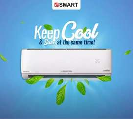 Kenwood inverter Ac heat and cool