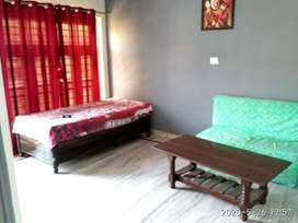 Ground and 1st both floor are available for Rent