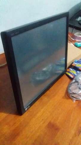 monitor touchscreen LG 17mb15t ukuran 17 inch
