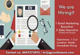 Urgent Hiring for Email Marketing