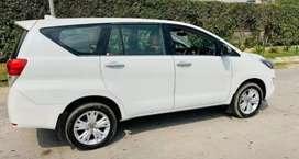 Toyota Innova T PERMIT ( new cars )