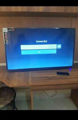 42 inch smart 4k  new led TV