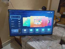 Brand New Sony LED TV 42 inch Android 4k 2 USB 2 HDMI wife