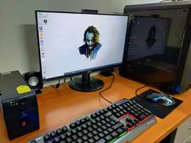 Gaming & Editing PC  (msi)
