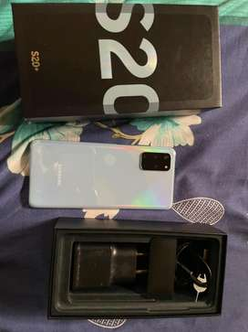 Samsung Galaxy S20plus in supermint condition