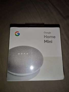 Google Home Mini sealed pack imported from America