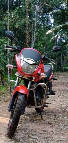 2008 red unicorn 150 cc