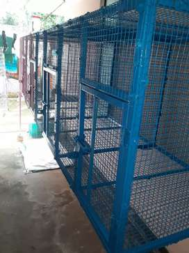 Cat cage 10 fit length hight 5fit inside 2 fit 6 ing