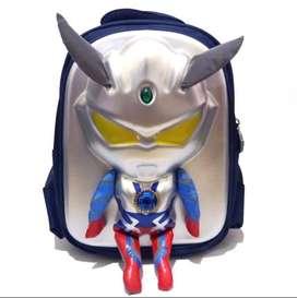 Tas Ransel Anak TK robot Ultraman