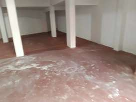 1600 sq/ft Godown for rent