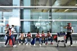 URGENT HIRING FOR AIRPORT (GROUND STAFF)