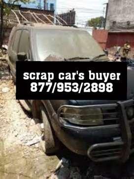 √π÷€ okala ÷$= SCRAP CAR'S BUYER