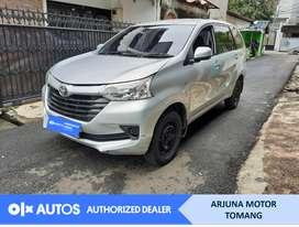 [OLX Autos] Toyota Avanza 2017 1.3 E M/T Bensin Silver #Arjuna Tomang