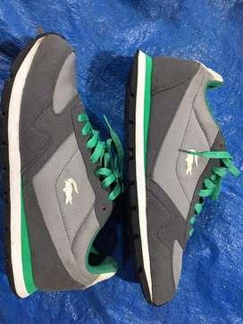 Sepatu lacoste original size 40,5