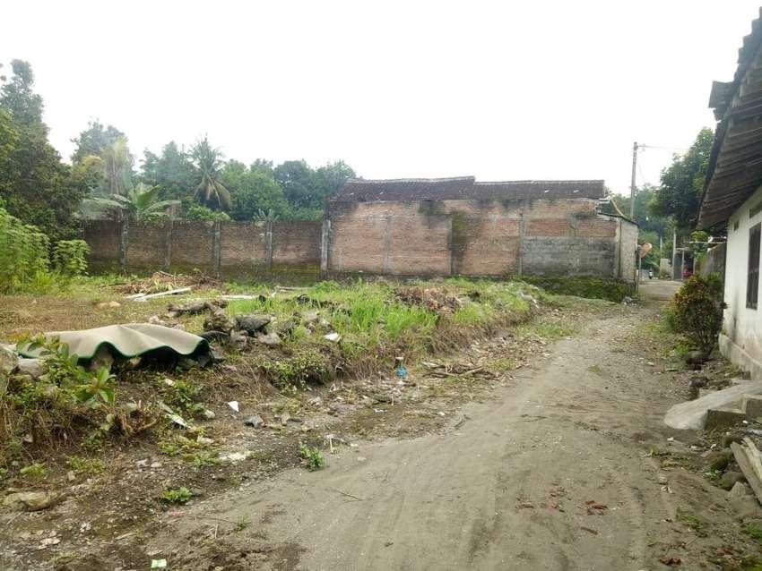 Jual cepat, tanah murah Jogja sertifikat pekarangan dekat UII Jakal
