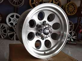velg jeep duffy 15x8 6x139,7