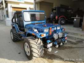 All types jeeps modified