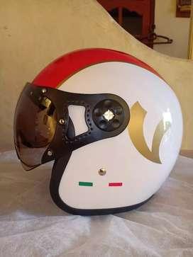 Helm Vespa kc JPN baru
