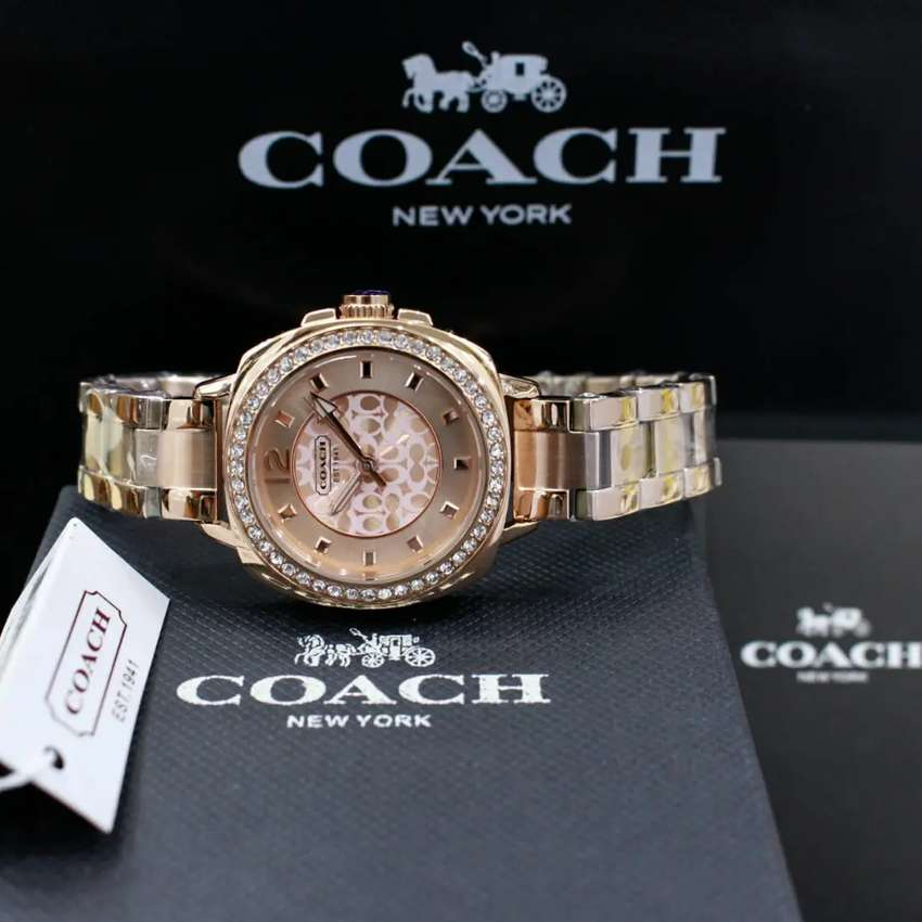 Jam tangan Coach New York Original 0
