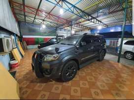 Toyota Fortuner G TRD Automatic Tahun 2014