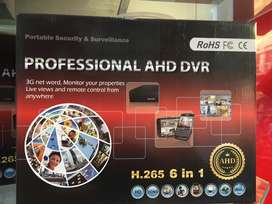 Dvr 5in1 With Online (5Mp Supported)