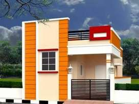 2BHK New Approved Independent House for Sale in OMR THIRUPORUR