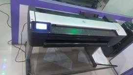 Hp Plotter T830 A0 Print Sacan copy