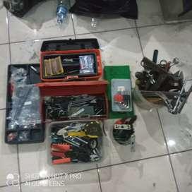 Tool Set untuk bengkel