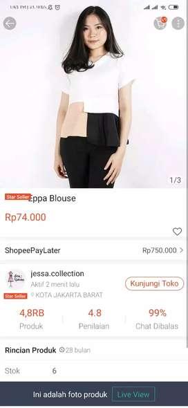 eppa blouse langsung nego aja
