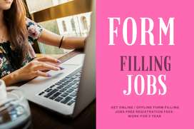 Offering Data entry PART TIME work Offline/Online Home based job.