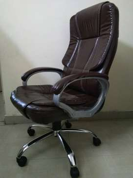 Green Soul Vienna High Back Office Chair Leatherette Office Executive
