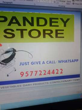 Pandey Store, leading online home delivery company