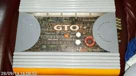 JBL.POWER AMPLY MOBIL TYPE GTO-4000 Clsss Hi ORIGINAL