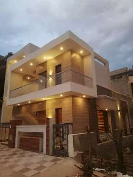 New built-up Kothi duplexes near market Near airport road