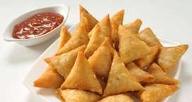 Samosa and Momo master
