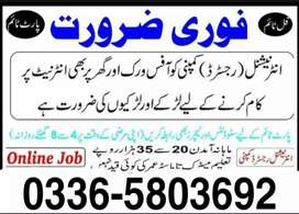 Part time and full time(home base)[student and teachr