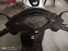 Honda Activa 5G Matt Grey