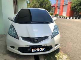 Honda Jazz RS 2009 Manual