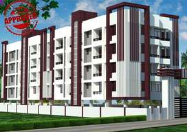 Flat for sale at jaganpura