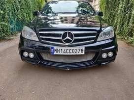 Mercedes-Benz New C-Class C250 Avantgarde, 2010, Diesel
