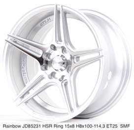 RAINBOW JD85231 HSR R15X8 H8X100-114,3 ET25 SMF