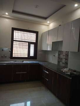 3 Bhk builder flat with covered parking available in Vasundhara