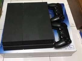 PS 4 Fat 1206 1tb banyak bonus