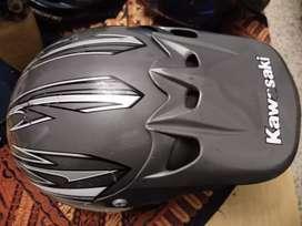 Helm klx 150 fisik 85%