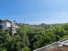 Clifftop land for sale Ungasan (Jl. Villa Kandara).