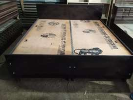 Dubbel bed 6x6 king size bed..