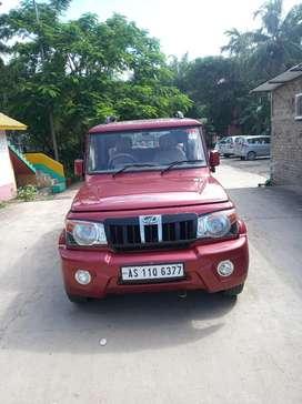 Mahindra Bolero SLX 4WD, 2014, Diesel