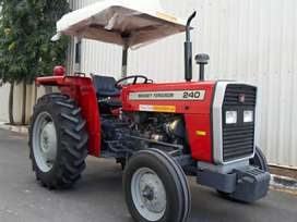 Buy Tractor 240 MF Massey Ferguson Tractor Installment plan py hasil