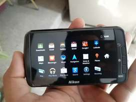 Nikon Coolpix S800c Touch & Android (wifi)