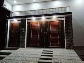 200 yards WEST OPEN BRAND NEW HOUSE with 40ft road, Gulzar e Hijri